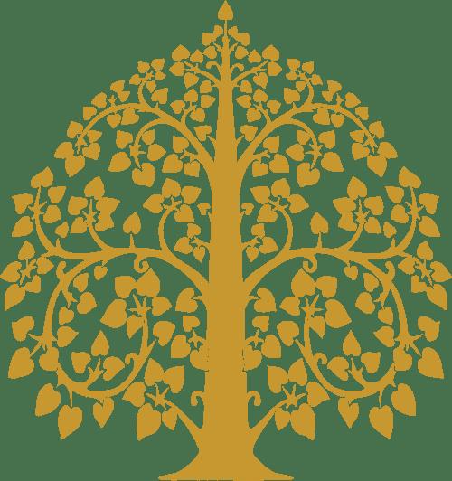 Feuille de l'arbre de bouddha