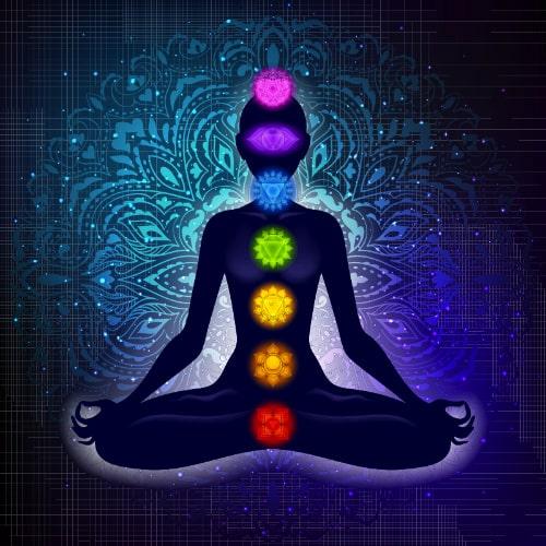 CHAKRA dans la pratique du yoga nidra