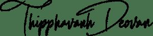 Signature Thipphavanh Deovan