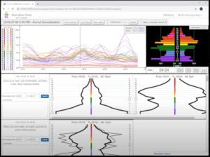 Visualisation des ondes cérébrales sur le Mind Mirror avec la méthode Awakened Mind